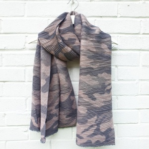 Camo - Pink Scarf