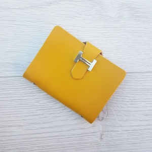 Card Holder - Yellow
