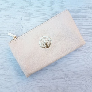 Clutch Bag - Cream