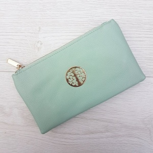 Clutch Bag - Mint