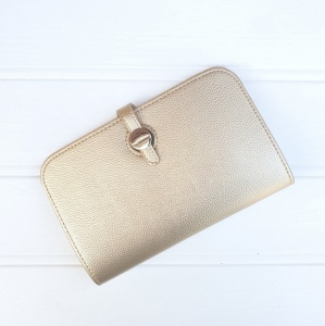 Duo Purse - Gold