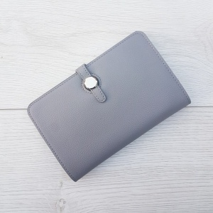 Duo Purse - Grey