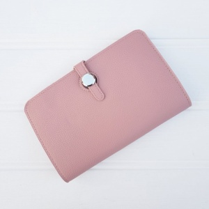 Duo Purse - Nude Pink