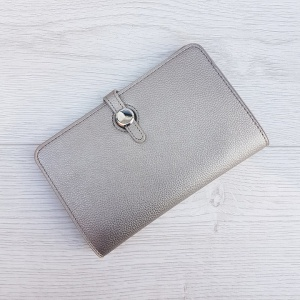 Duo Purse - Pewter