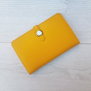 Duo Purse - Yellow