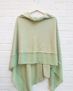 Lightweight Poncho - Green