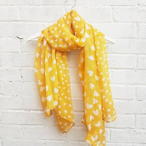 Love - Sunshine Scarf