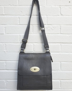 Messenger Bag - Grey