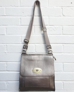 Messenger Bag - Pewter