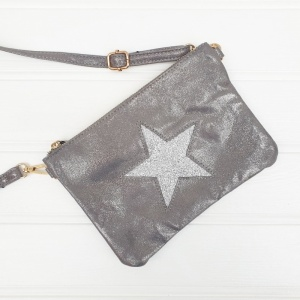 Mini Star Bag - Grey