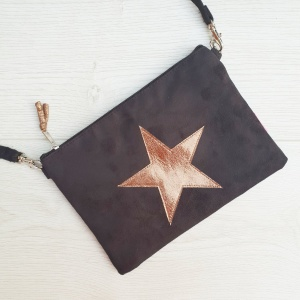 Mini Star Bag - Black