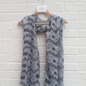 Music - Grey Scarf