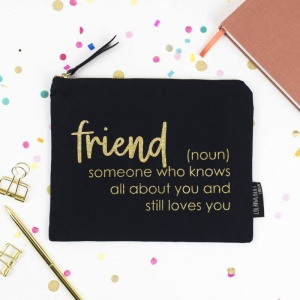 'Friend' Pouch