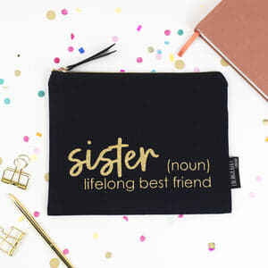 'Sister' Pouch