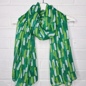 Sprinkles - Green Scarf