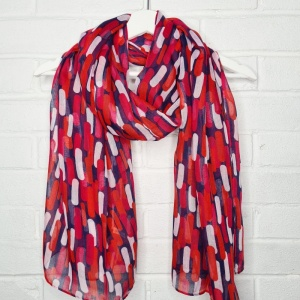 Sprinkles - Red Scarf