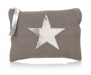 Star Pouch - Natural