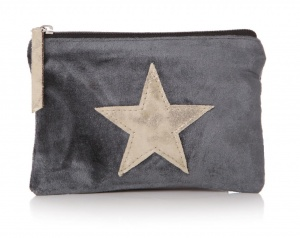 Star Pouch - Steel Grey