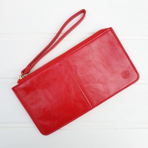 Wristlet Purse - Red