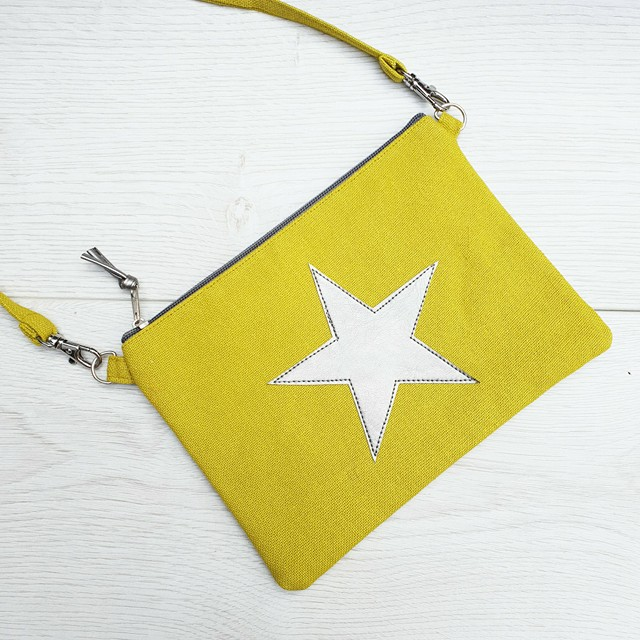 Mini Star Bag - Citrus