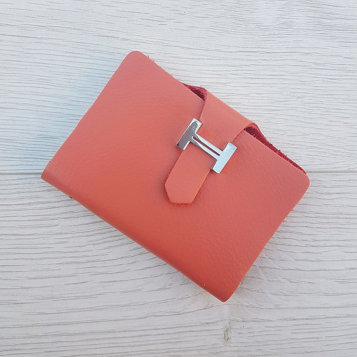 Card Holder - Peach