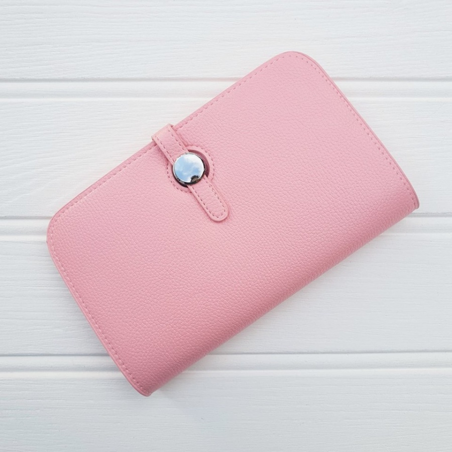 Duo Purse - Baby Pink