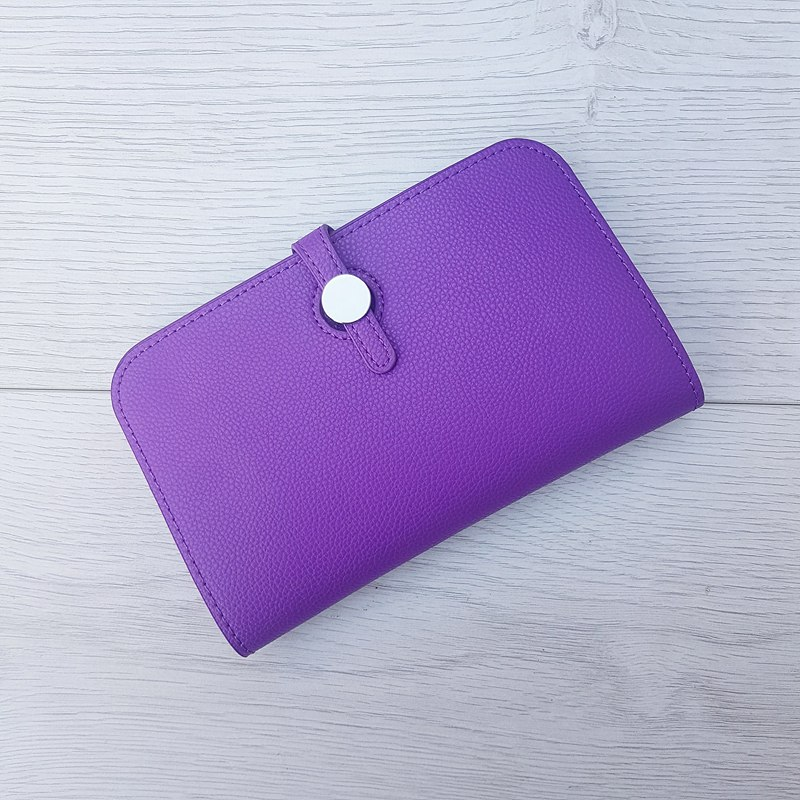 Duo Purse - Purple