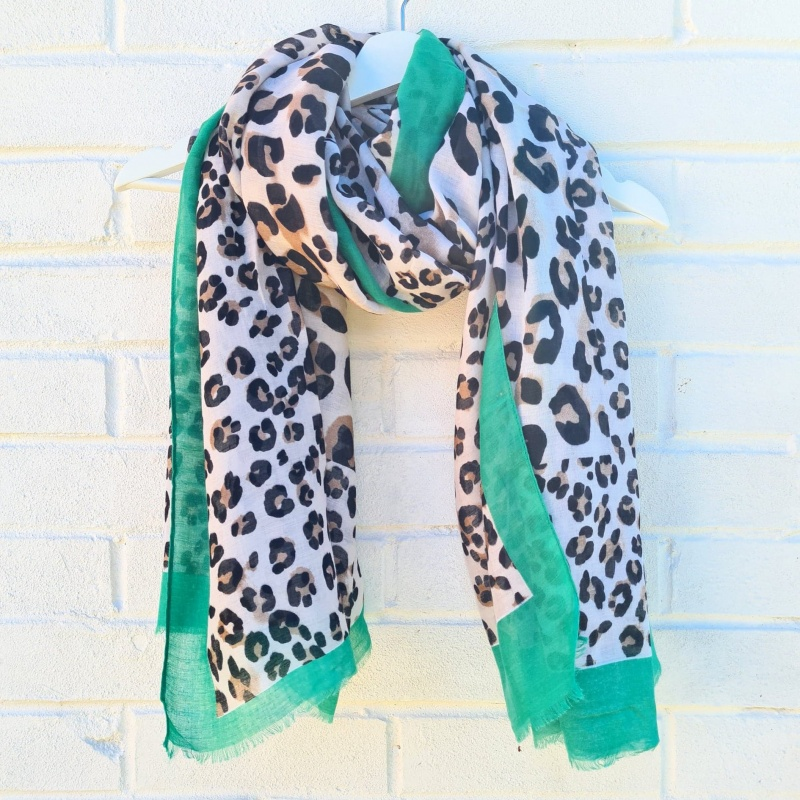Colour Pop Leopard - Green