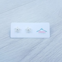Diamante Daisy Earrings