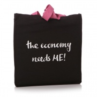 Shopper Bag - The Economy Needs Me!
